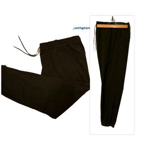 Mossimo Black Exercise Track Pant Size XL